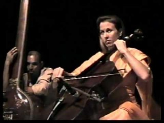 Nancy Lesh Kulkarni (cello,ученица - Ustad Zia Mohauddin Dagar  Sanyal) Dhrupad on Cello - Ahir Bhairaw Alap - 1 (Meditative Morning Raga)(Live at  the Dadar Cultural Center Mumbai (1998)