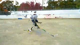 Inline Stop   iTrain Hockey