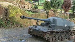 RC Tank Dicker Max 1:16 + Tiger 1