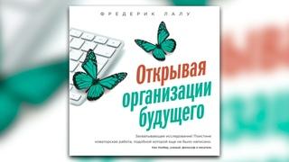 Фредерик Лалу - Открывая организации будущего (аудиокнига)