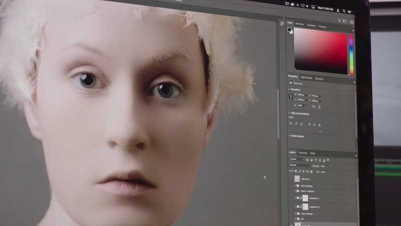 Neural Filters Demo New in Adobe Photoshop 2021