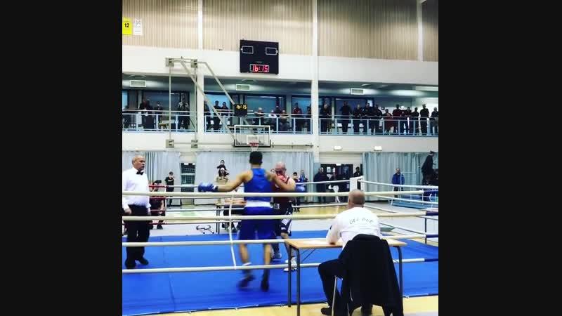 Макван Амирхани : Мой первый боксёрский поединок. Единственный путь к прогрессу, это испытание огнём (часть 2).