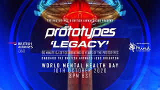 The Prototypes Present 'Legacy' - Celebrating 10 Years In The Game - In Aid Of 'Mind Charity'