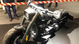 Harley Davidson Milwaukee 8 Fat Boy 114 Custom 2020 Swiss Moto