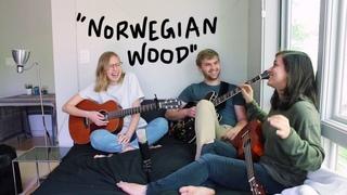 THE BEATLES – NORWEGIAN WOOD (cover)