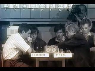Mikhail Tal's last game - against Garry Kasparov - Moscow Blitz 1992