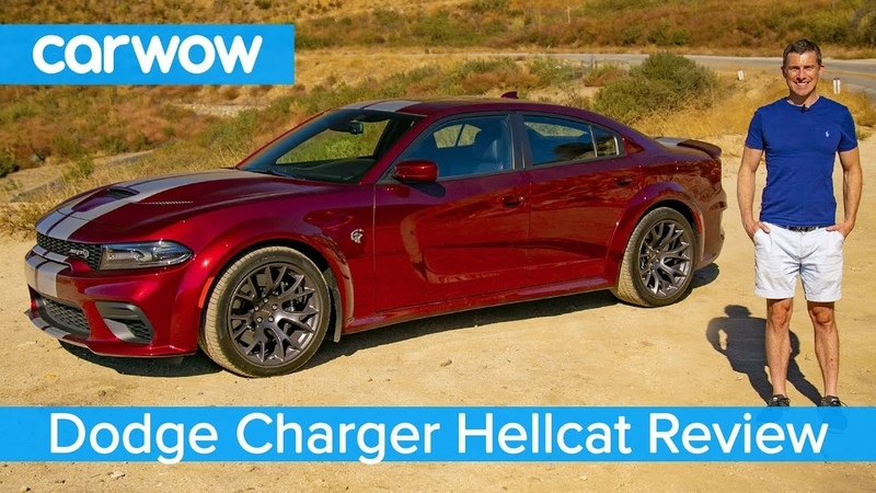 707hp Dodge Charger Hellcat Widebody review see why it's a BMW M3 slayer