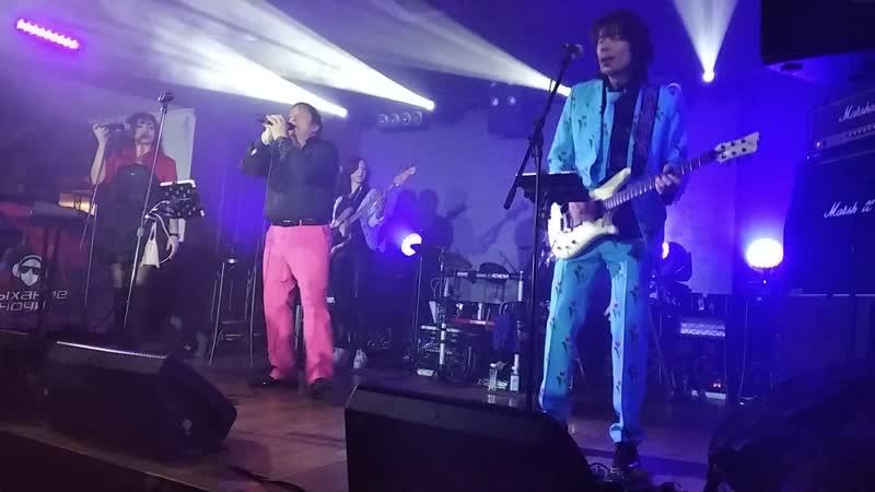 группа Рождество - Молодость (live) 20.02.20 Максимилианс. Красноярск