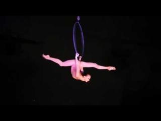 Elena Gatilova Aerial Hoop / Contortion