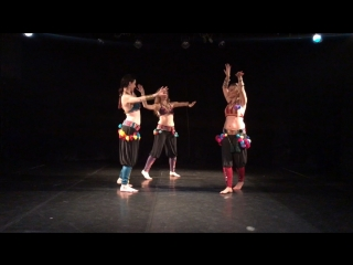 Iits | tribal dance theatre party