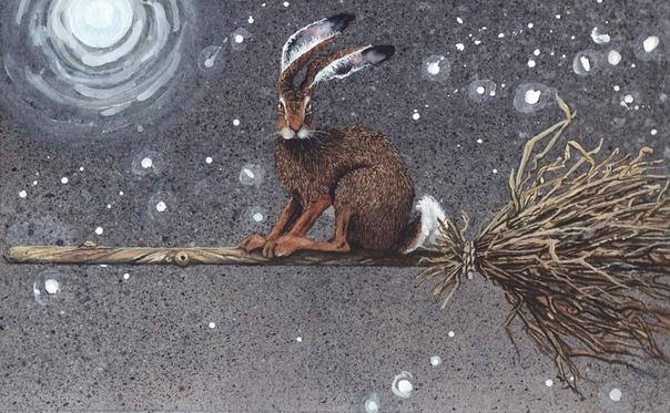 Магия Мэгги Вандевалле Иллюстратор из США Мэгги Вандевалле полагает, что живопись-это средство рассказывать истории без слов, истории, в которых реальность перемешалась с фантастическим. «Я