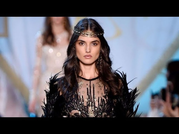 Blanca Padilla x Elie Saab Runway Collection