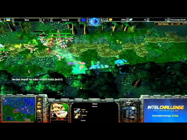 [MUST SEE]Natus Vincere vs Team A @ ICSC 8 Game 2 by v1lat