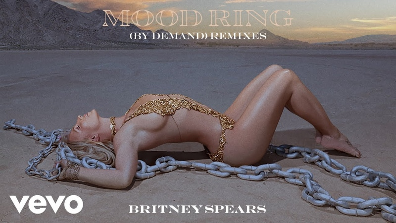 Britney Spears Mood Ring By Demand Pride Remix Audio