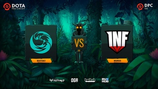 beastcoast vs Infamous, Dota Pro Circuit 2021: S1 - SA, bo3, game 2 [Maelstorm & Smile]