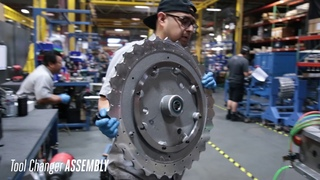 How We Build The VF-1 Today - Haas Automation, Inc.