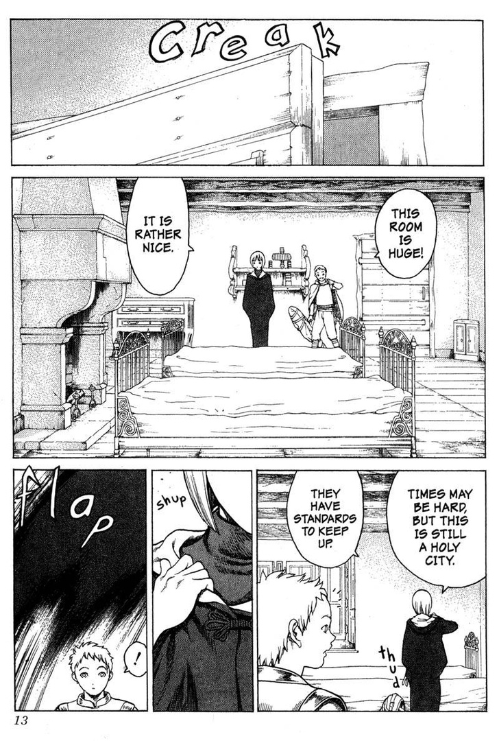 Claymore, Chapter 5, image #12