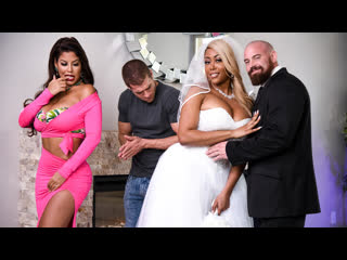 [Brazzers] Bridgette B, Moriah Mills - Moriahs Wedding Shower NewPorn2020