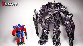 ZEUS ZS01 Guardian of Universe Shockwave Oversize KO RobotMode 宙斯 放大 SS56 震波 宇宙守謢神 人型 Studio Series