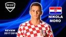 NIKOLA MORO | Dinamo Zagreb | Insane Goals, Skills Assists | 2017/2018 (HD)