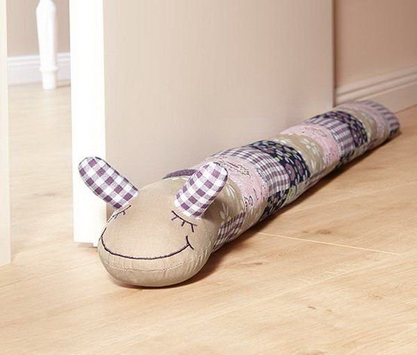 Подушки от сквозняков
