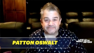 Patton Oswalt Highly Recommends Watching Groundhog Day in Quarantine
