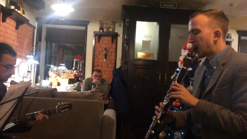 Jam at Selfie Bar with Vadim Turanosov