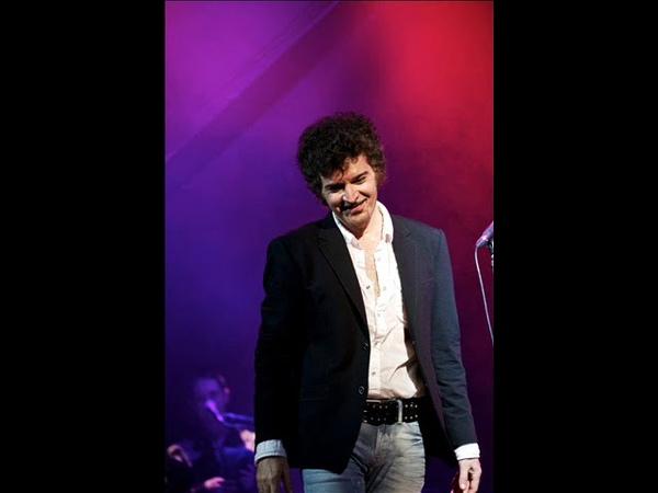 Gino Vannelli live 2012 Legnago VR Italy