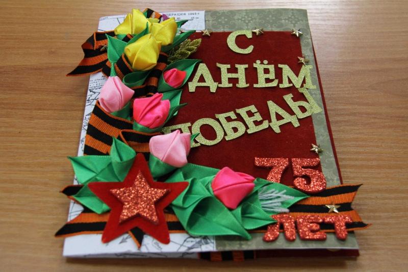 Дошкольница из Петровска вошла в число победителей регионального творческого конкурса «Открытка Победы»