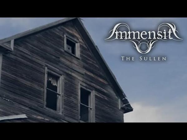 Immensity The Sullen Lyric Video Melodic Doom Metal