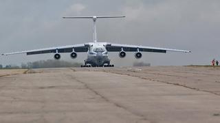 Ил-76 сегодня(25 мар. 2021 г) отмечает полувековой юбилей