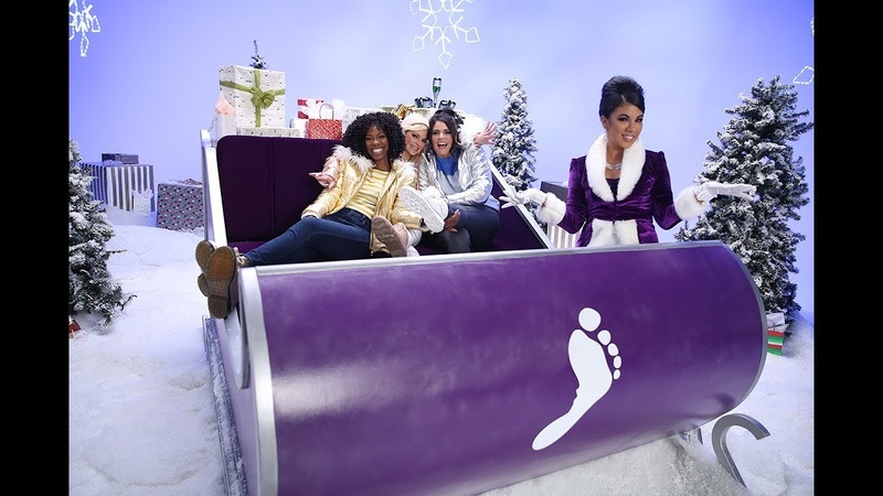 Sleighin' The Holidays feat The Sleigh Team Official Music Video