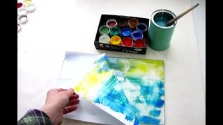 Плахов Д.В. - Методика обучения младших школьников изобразительному искусству на примере монотипии