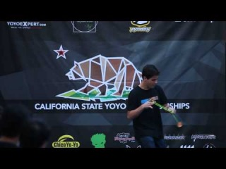 Paolo Bueno Disqualified at Cal States 2014... but it was good!