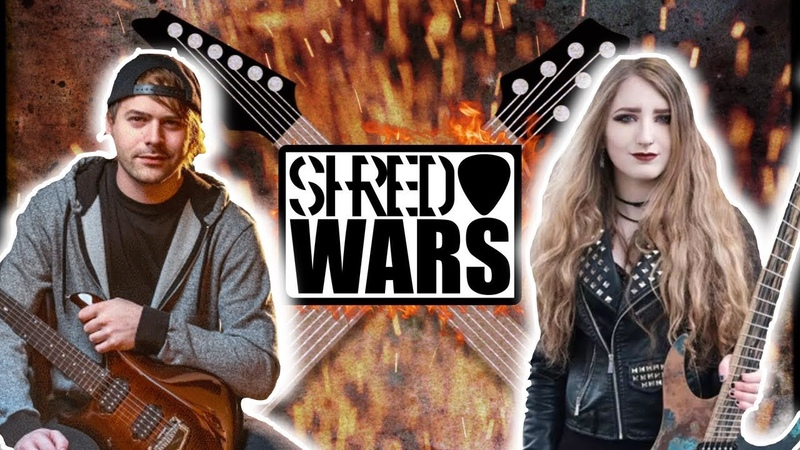 Shred Wars: Jared Dines VS Sophie Burrell