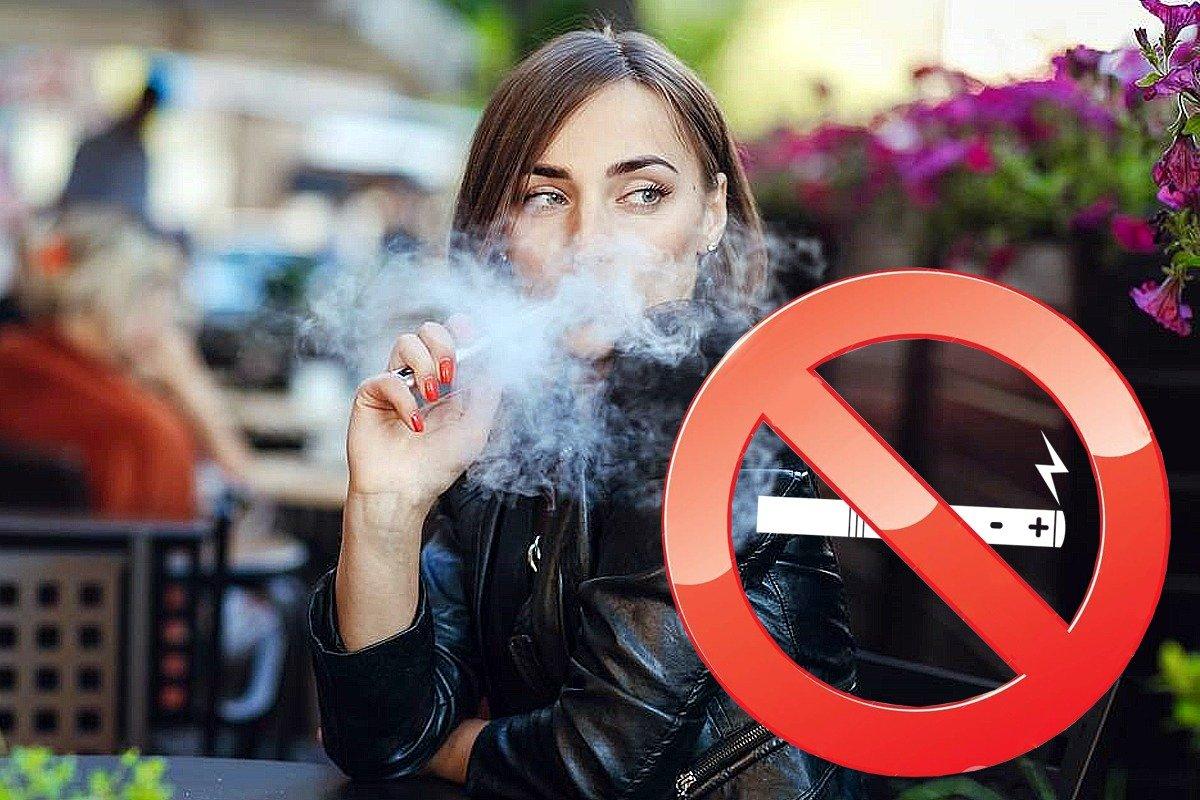 Администрация Таганрога: О запрете на электронные сигареты, вейпы, айкосы в общественных местах
