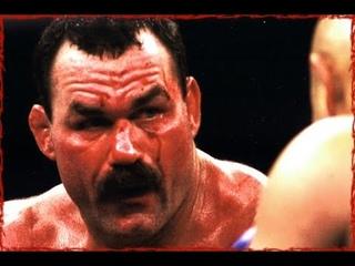 Два бугая лупят друг друга до потери пульса. James Thompson vs Don Frye. The most brutal fight.