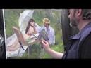 Художник Игорь Сахаров, обнаженная на пленэре, импрессионизм, масляная живопись