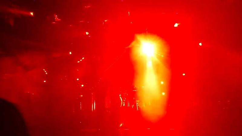 Riverside - Egoist Hedonist. Live at Nosturi club. 02.04.2019