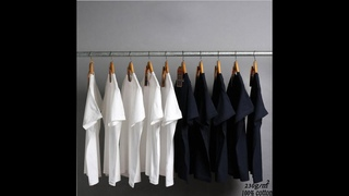 Мужская футболка 230 г/м * 2 в японском стиле, плотная хлопковая футболка, модная повседневная женская однотонная футболка