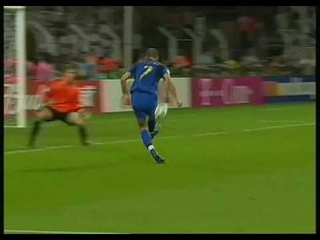 Del piero gol - Germania-Italia 2006 - commento Fabio Caressa