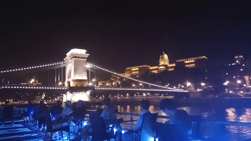 Венгрия Дунай Будапешт