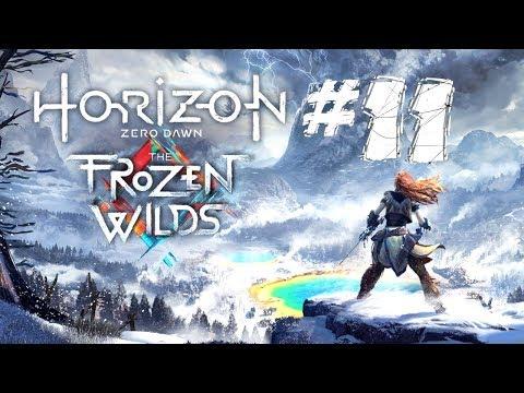 Давайте сыграем в Horizon Zero Dawn The Frozen Wilds 11