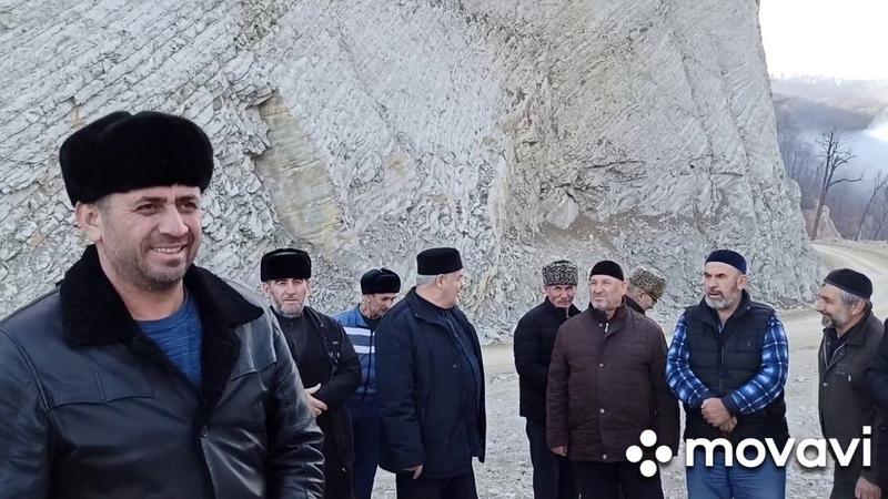 Чеченская Республика Ц1еча Аьхка Ц1ечой Орстхой проводит Суботник на прородине предков