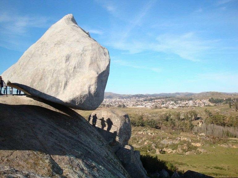 Интересные места нашей планеты Камень Даваско (Аргентина), изображение №1