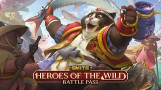 SMITE - Heroes of the Wild Battle Pass is here!