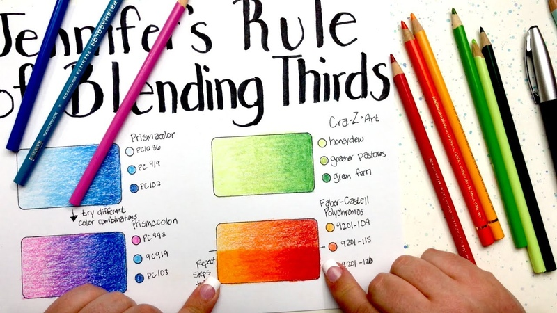Jennifer's Rule of Blending Thirds (Part 1)