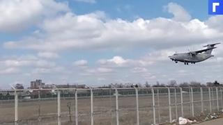 Новый военно-транспортный самолет Ил-112В успешно завершил второй полет