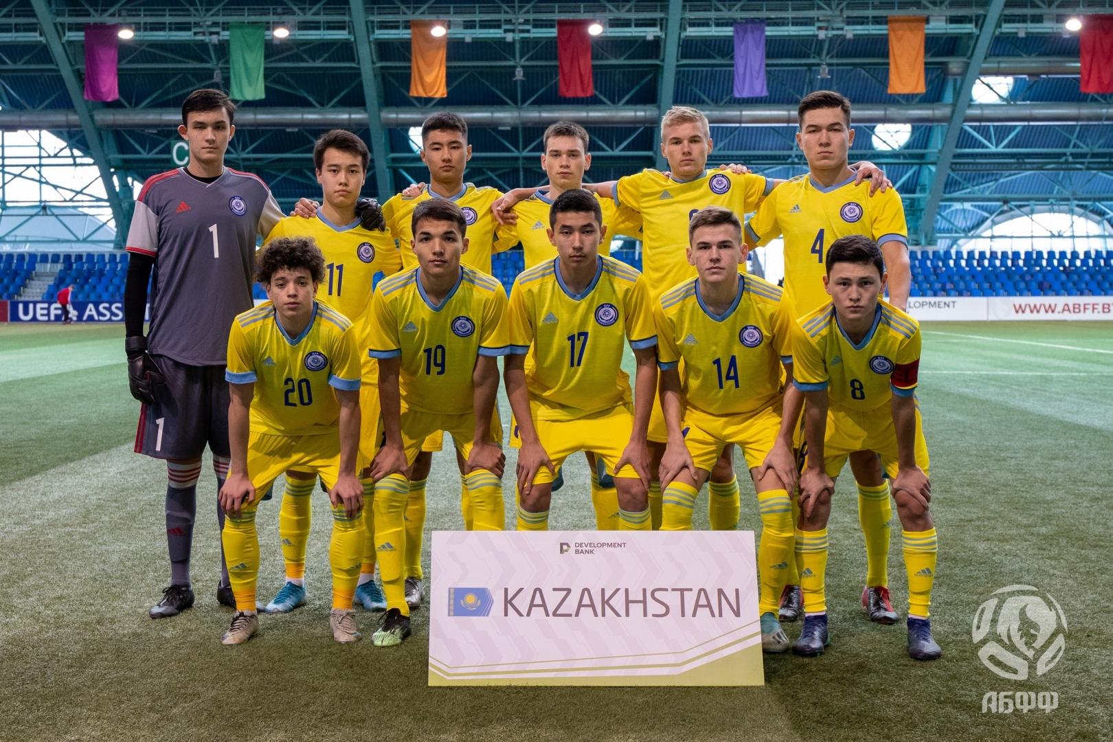 Сборная Казахстана опозорилась на Кубке Развития (видео)