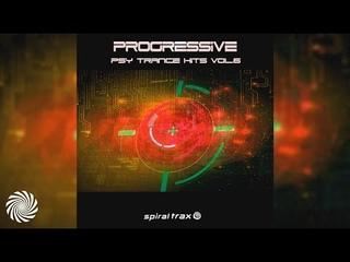 Doctor Spook - Progressive Psy Trance Hits, Vol. 6 (DJ Mix)
